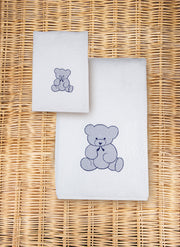 Teddy Bear Towel Set