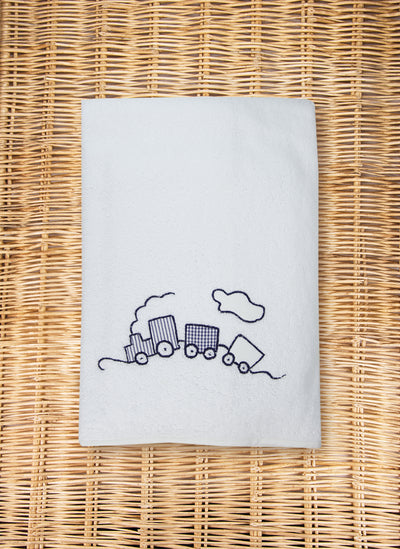 Train Towel Set