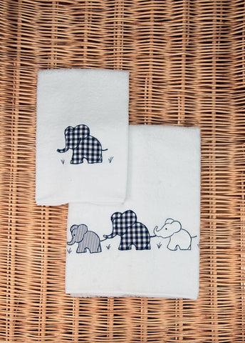 Castle Towel Set