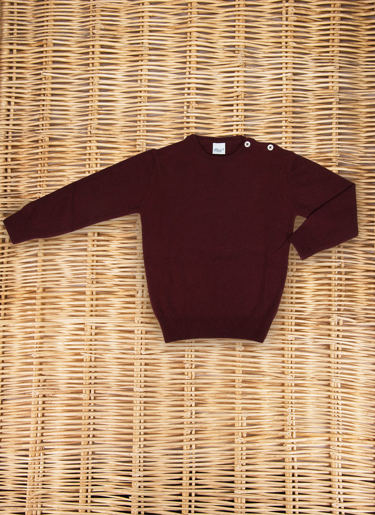 Boy Wool Sweater