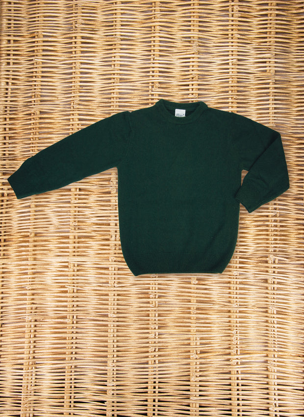 Boy Wool and Cashmere Sweater