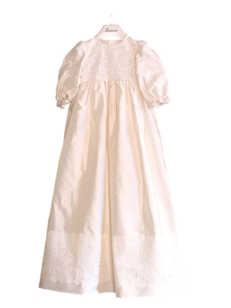 The Baroni Lace Christening Robe - Baroni Firenze - 2