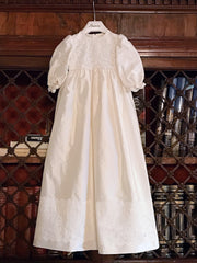 The Baroni Lace Christening Robe - Baroni Firenze - 4