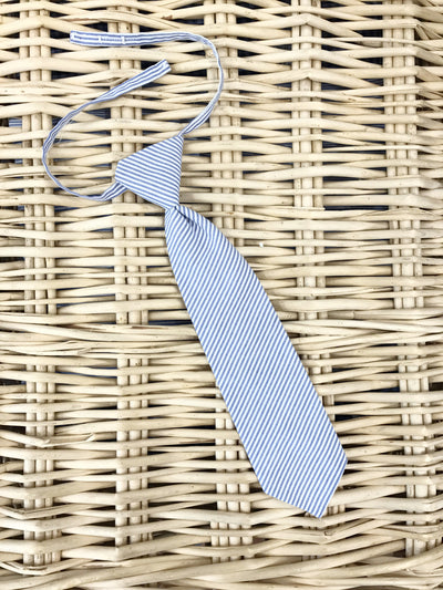 Striped Small Tie