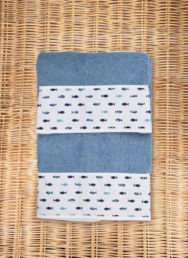 Fish Towel Set