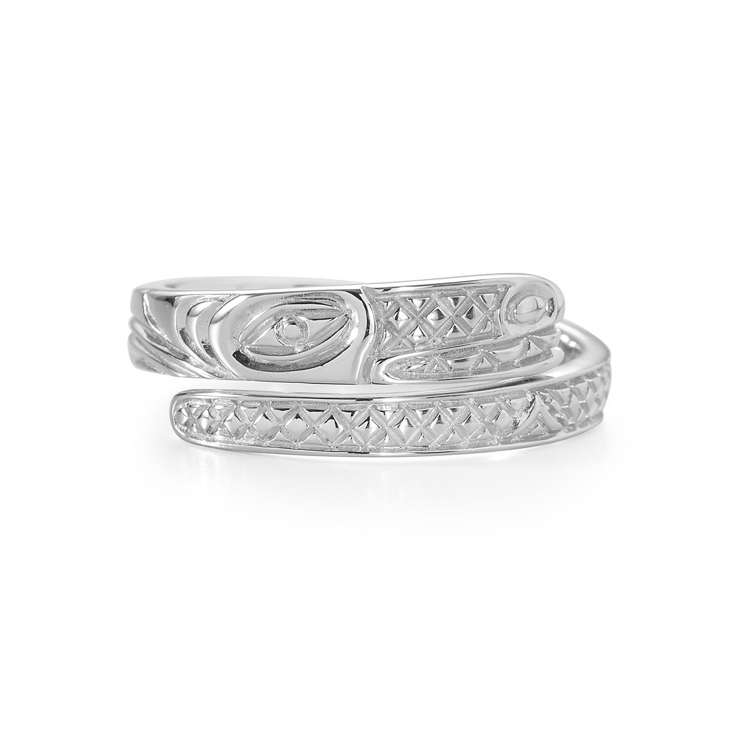 Adjustable Crocodile Ring