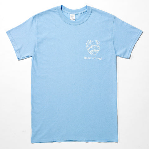 Heart of Steel logo T-shirt