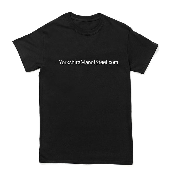 Yorkshire Man of Steel T-shirt