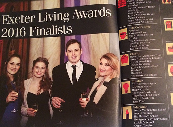 Exeter Living Awards - Rare pear finalist