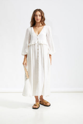 Scarborough Knitted Maxi