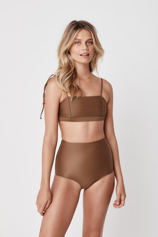 Cedar Swimsuit - Salsa