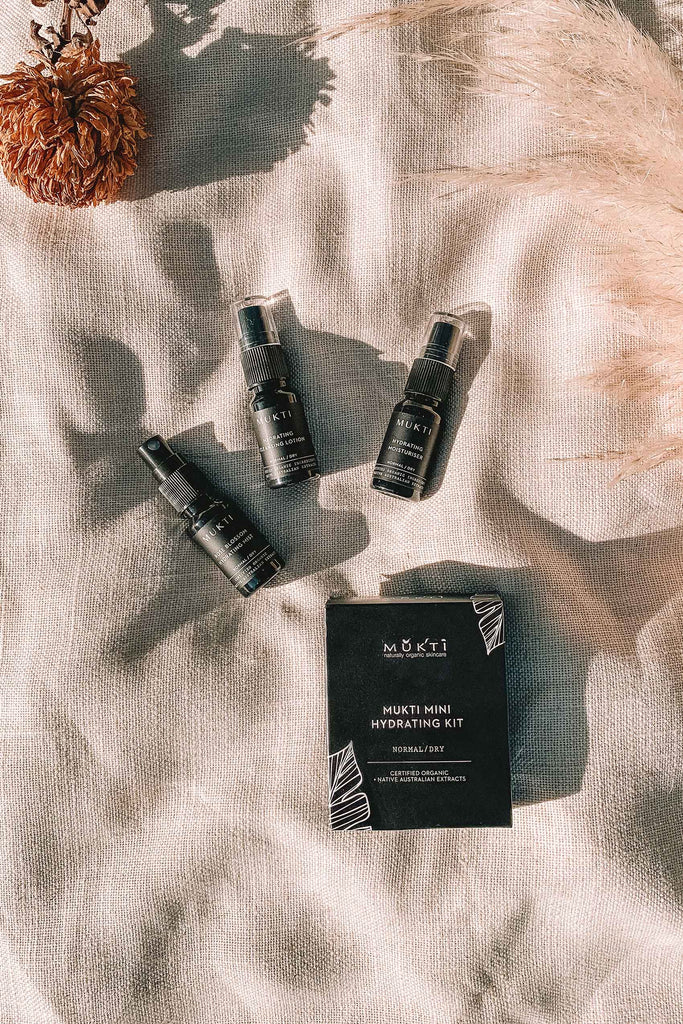 Mukti - Mini Hydrating Kit