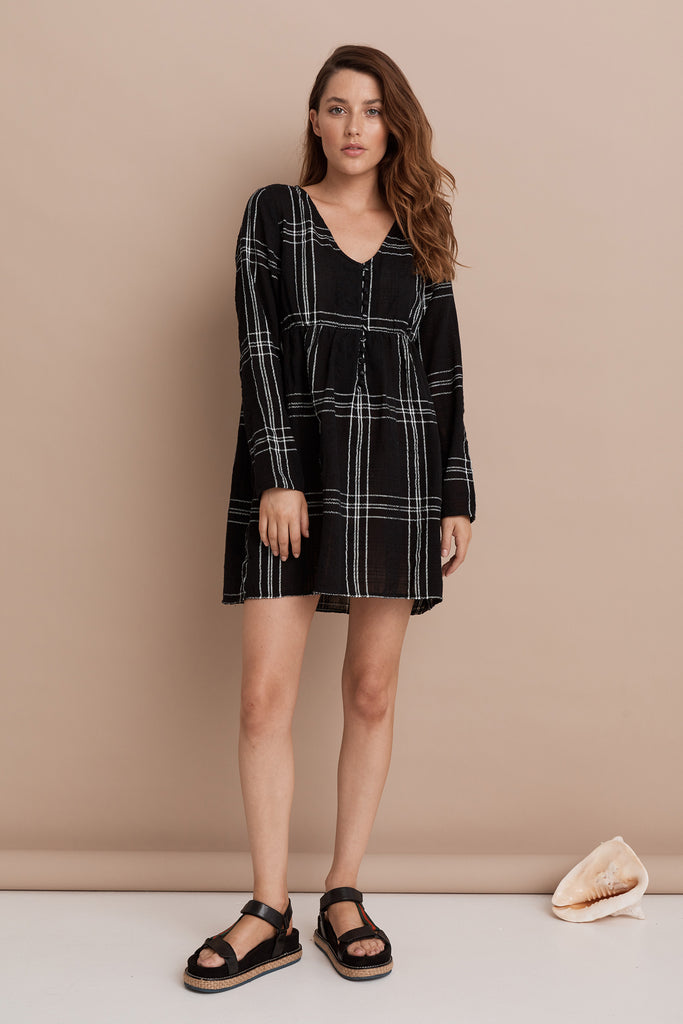 Horizon Mini Dress