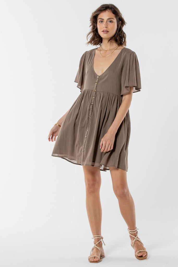 Sandpiper Mini Dress