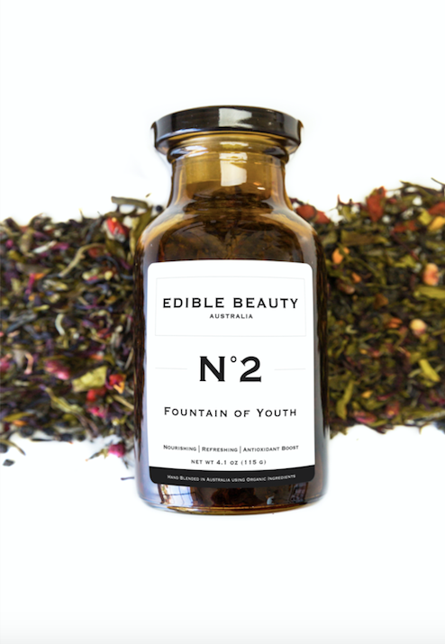 Edible Beauty - Tea NO.2 - Fountain of Youth