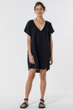 Southbeach Beach Dress - Noir Black