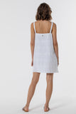 Whitehaven Mini Dress - Natural White