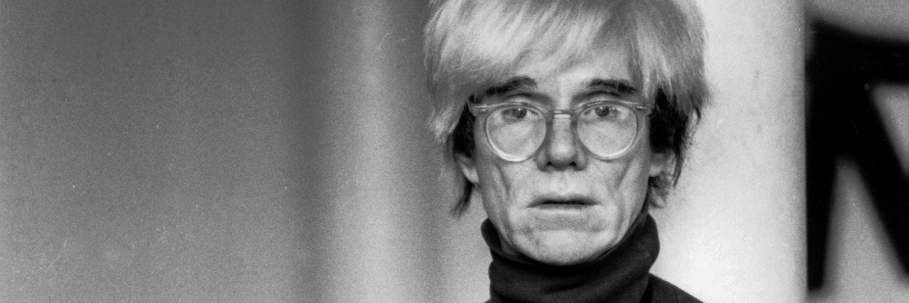 Andy Warhol an eyewear icon