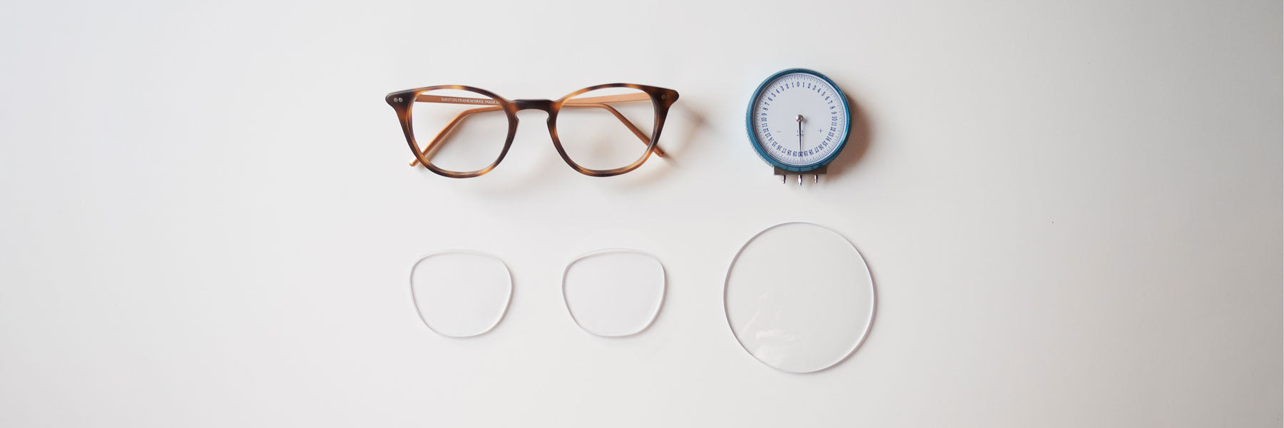 How we fit your prescription lenses