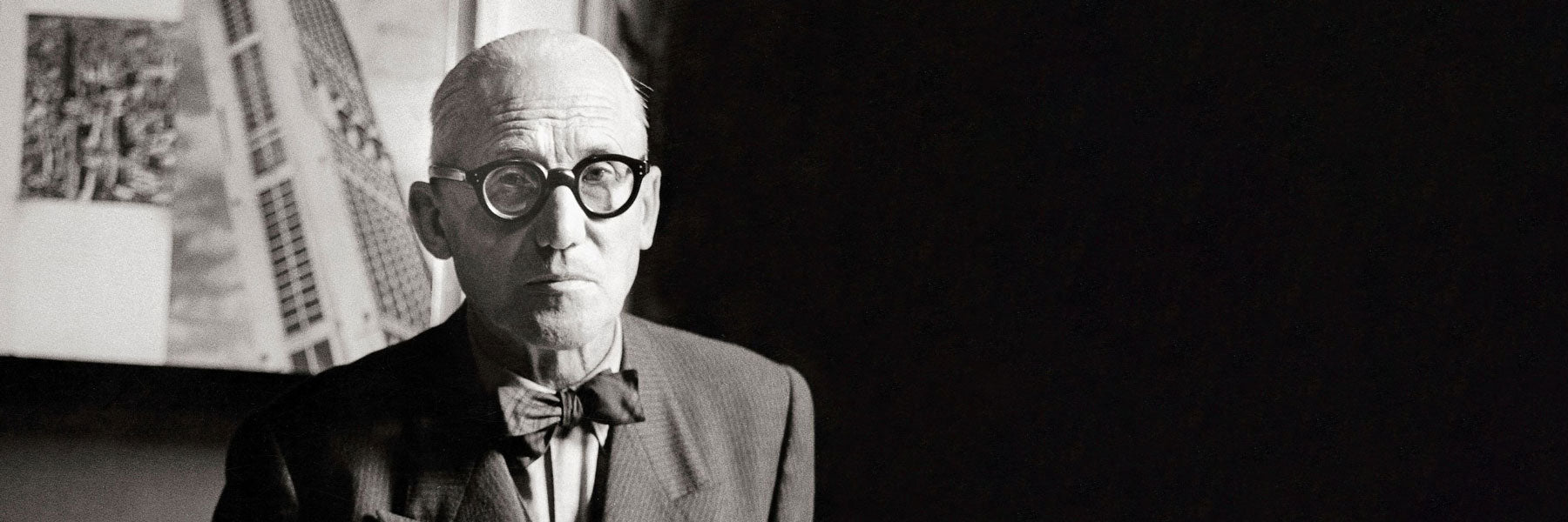 Le Corbusier an eyewear icon