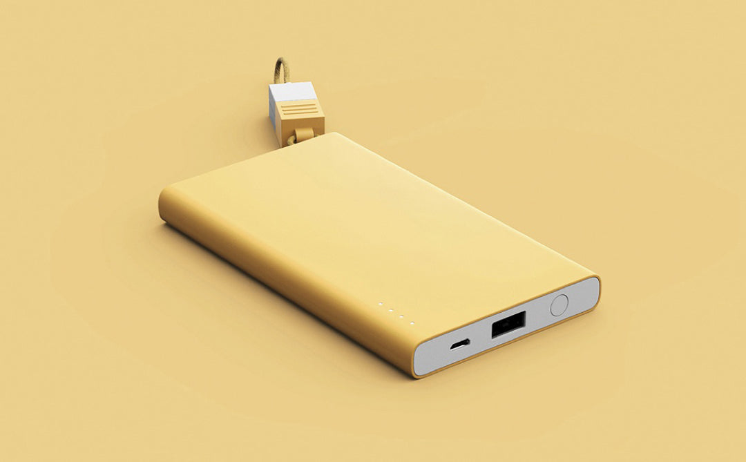 Image of TASSEL powerbank.
