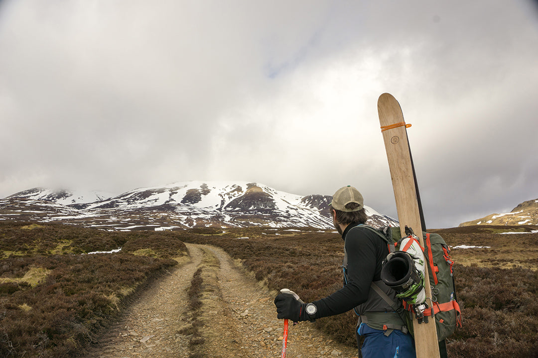 Jamie Kunka, Lonely Mountain Skis, Birnam, Scotland, Makers Monday, Banton Frameworks