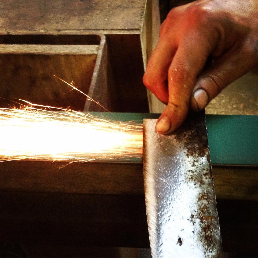 Makers Monday 02, Blenheim Forge, Banton Frameworks
