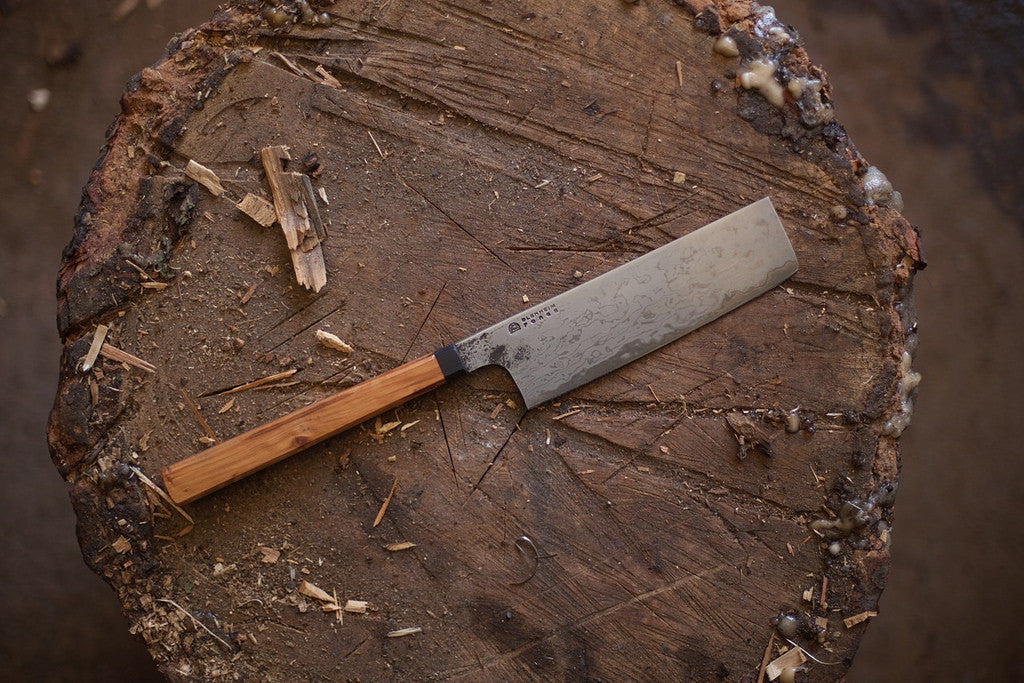 Makers Monday, Blenheim Forge, Artisan Knives