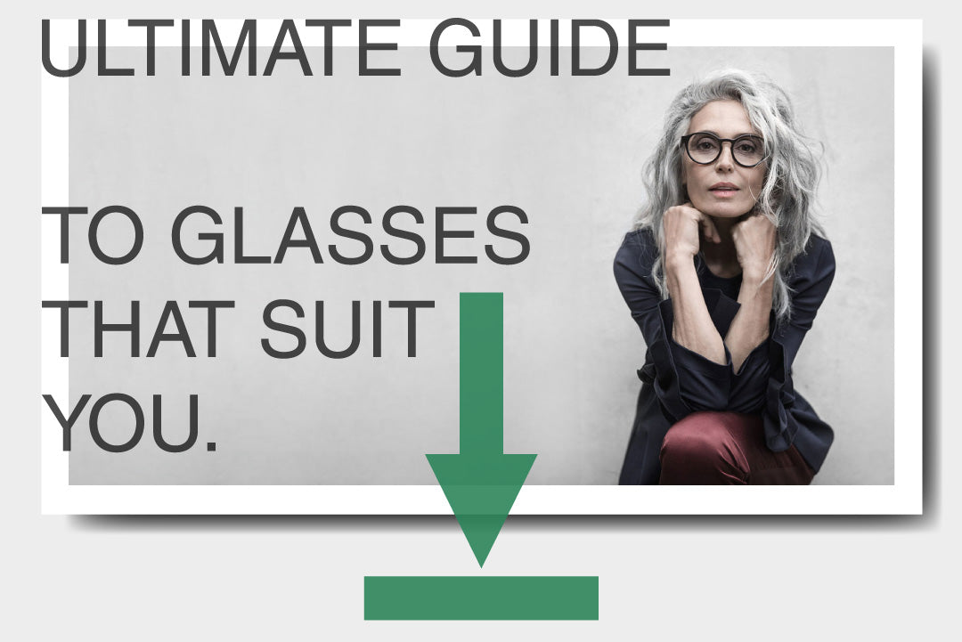 A PDF guide about finding glasses to suit your face shape