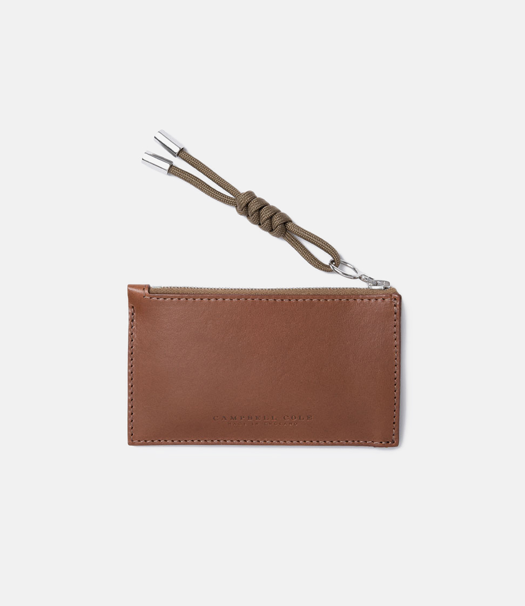 Campbell Cole. CampbellCole. Simple Collection. Simple Coin Pouch. Lanyard. SimpleCoinPouch. Tan. Banton Frameworks