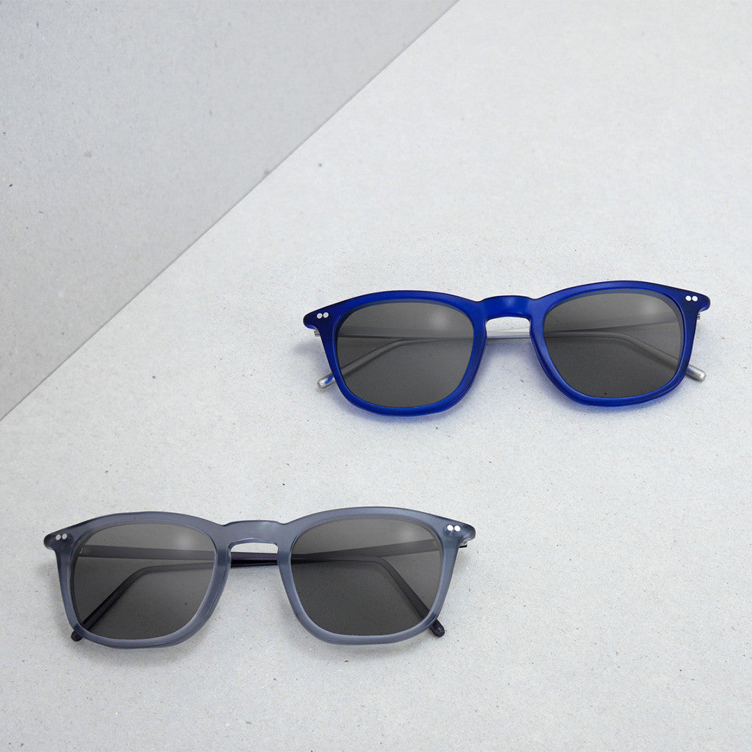 Profile Sunglasses Bl and GRY