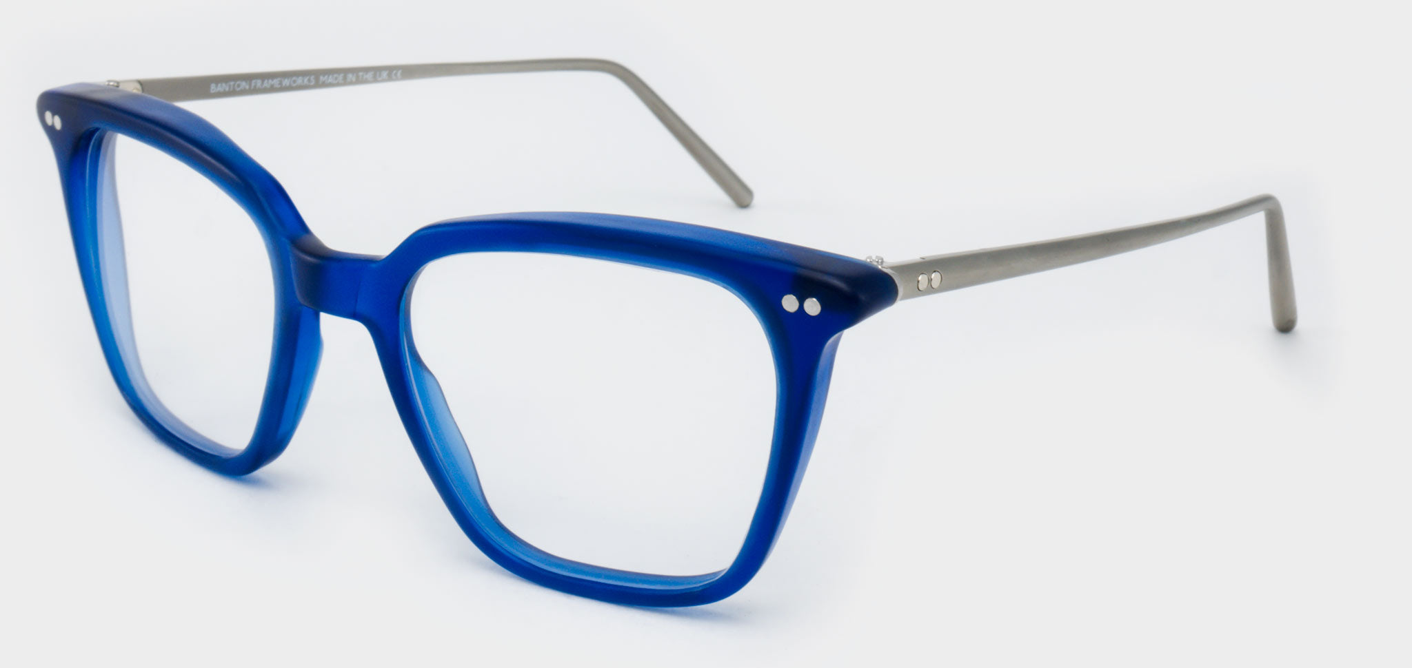UK made glasses for men