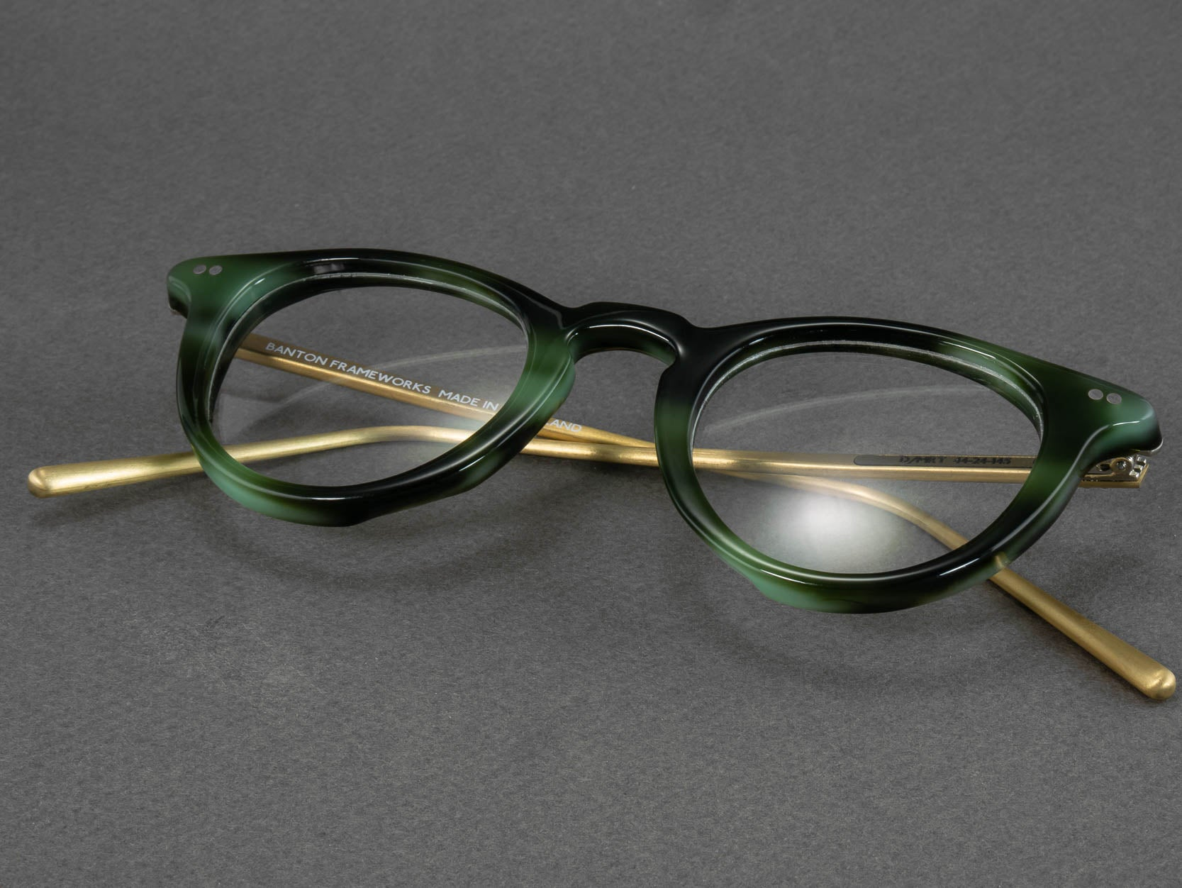 Optical glasses frame d mrt folded