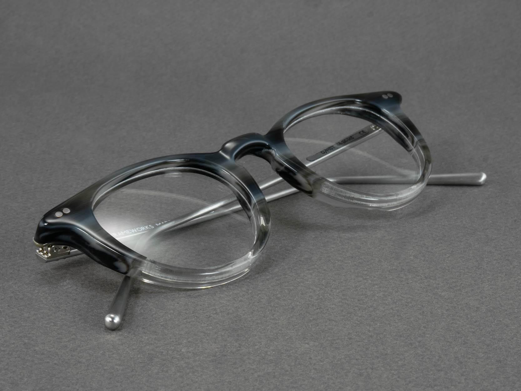 Optical glasses frame d mst close up