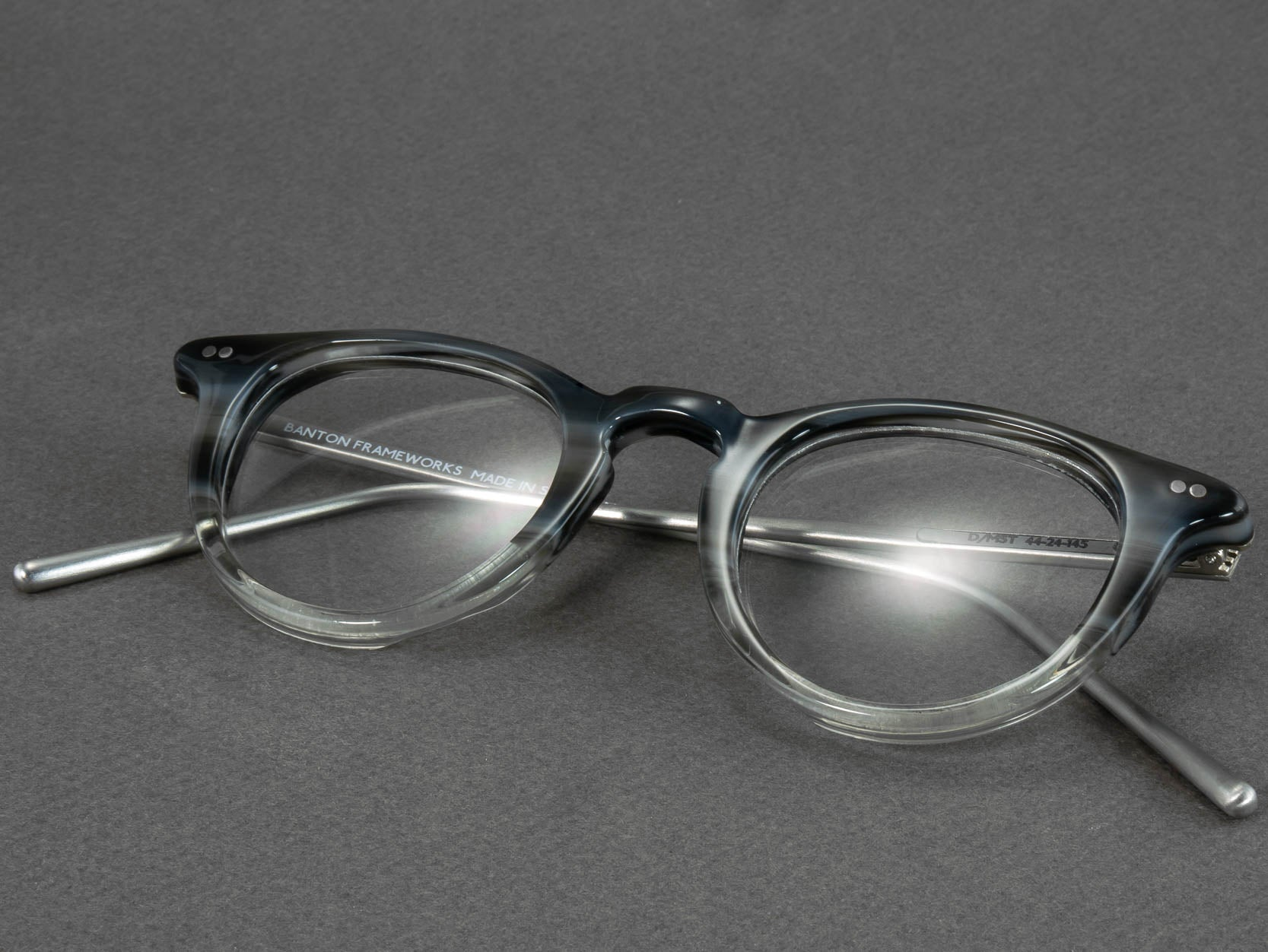 Optical glasses frame d mst folded