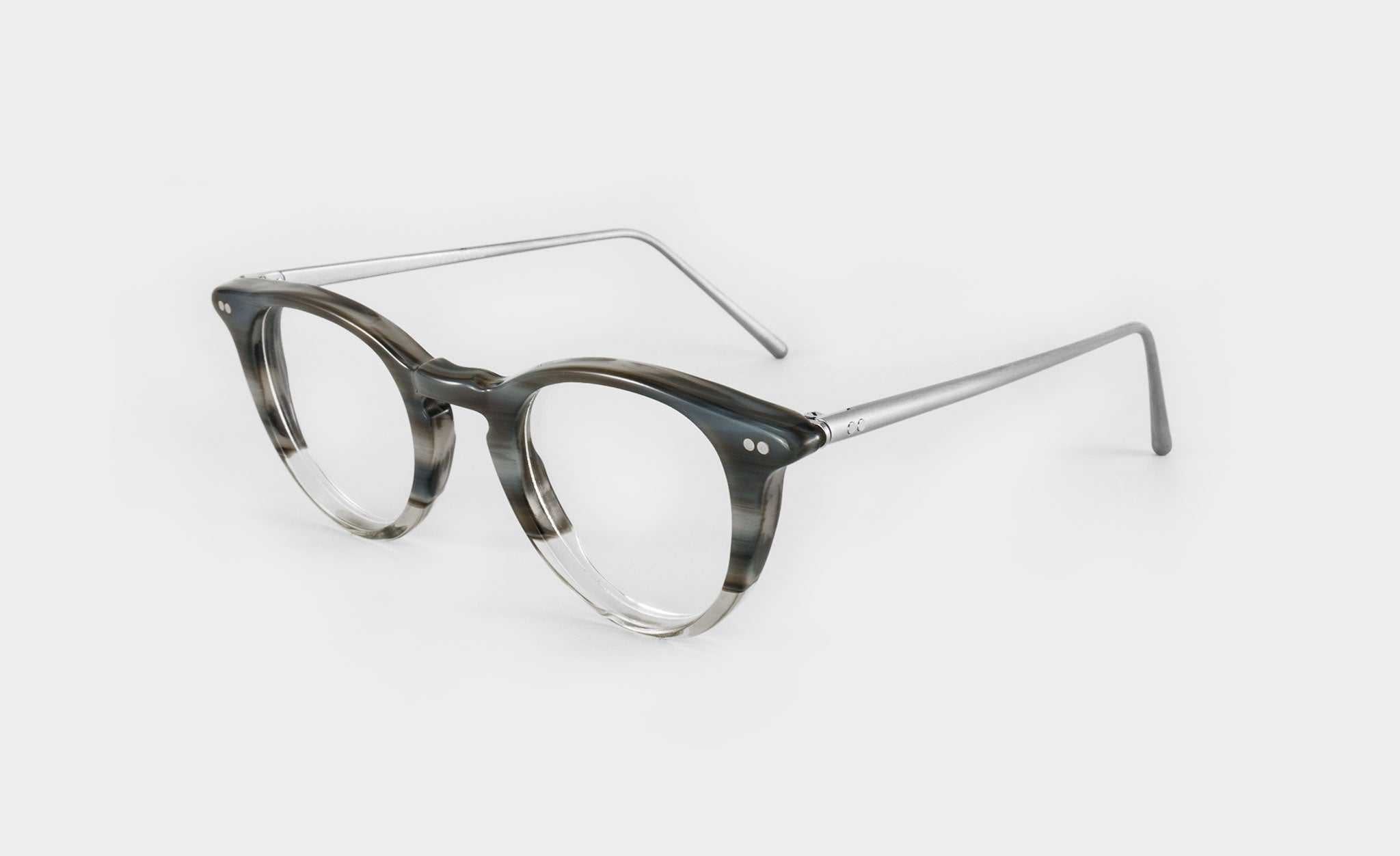 Optical glasses frame d mst side view