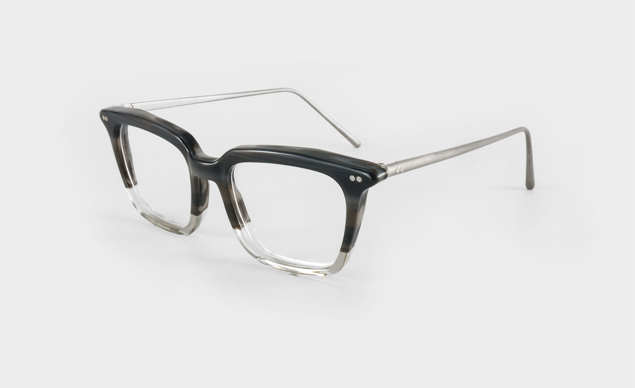 Optical glasses frame e mst side view