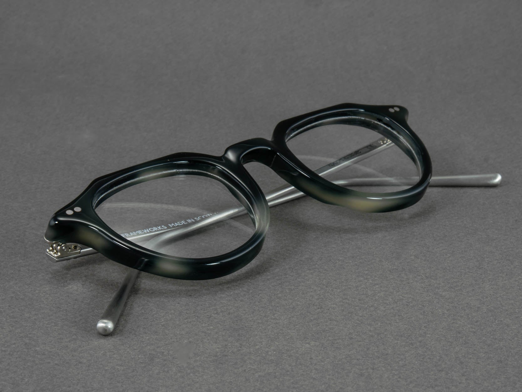 Optical glasses frame g loc close up