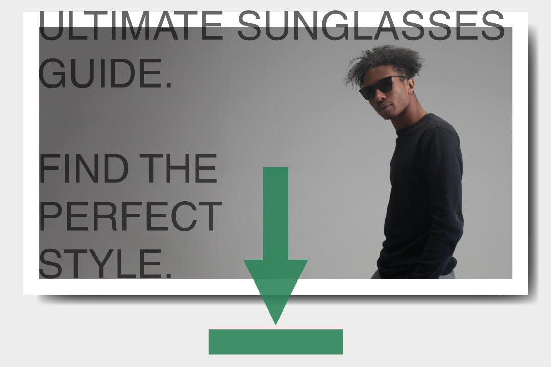 PDF guide that helps you find sunglasses that suit you