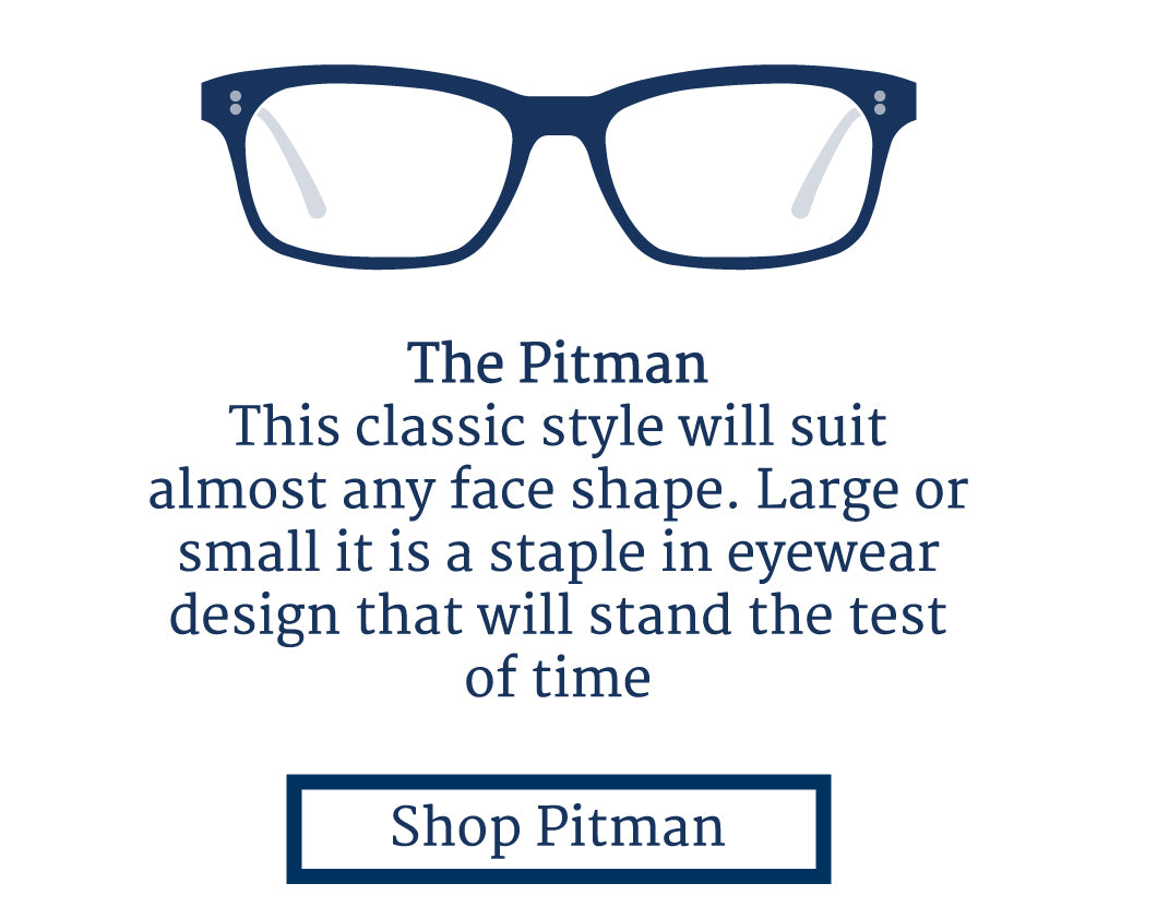 Prescription glasses online pitman design