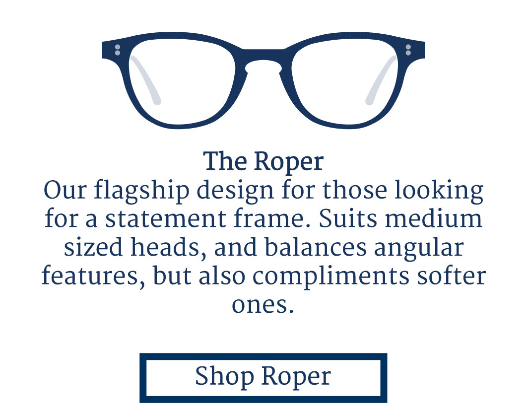 Roper - Styles that suit square face shapes