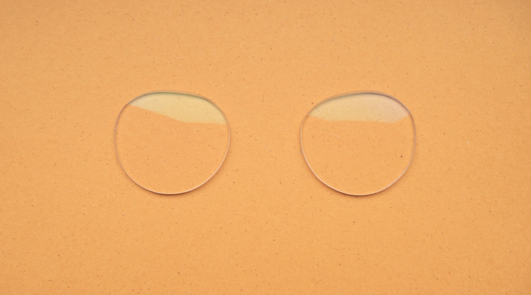 The benefits of plastic lenses for glasses