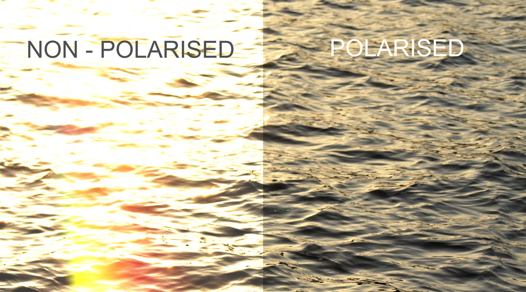 Visual-comparison-between-polarised-sunglasses-and-non-polarised-sunglasses