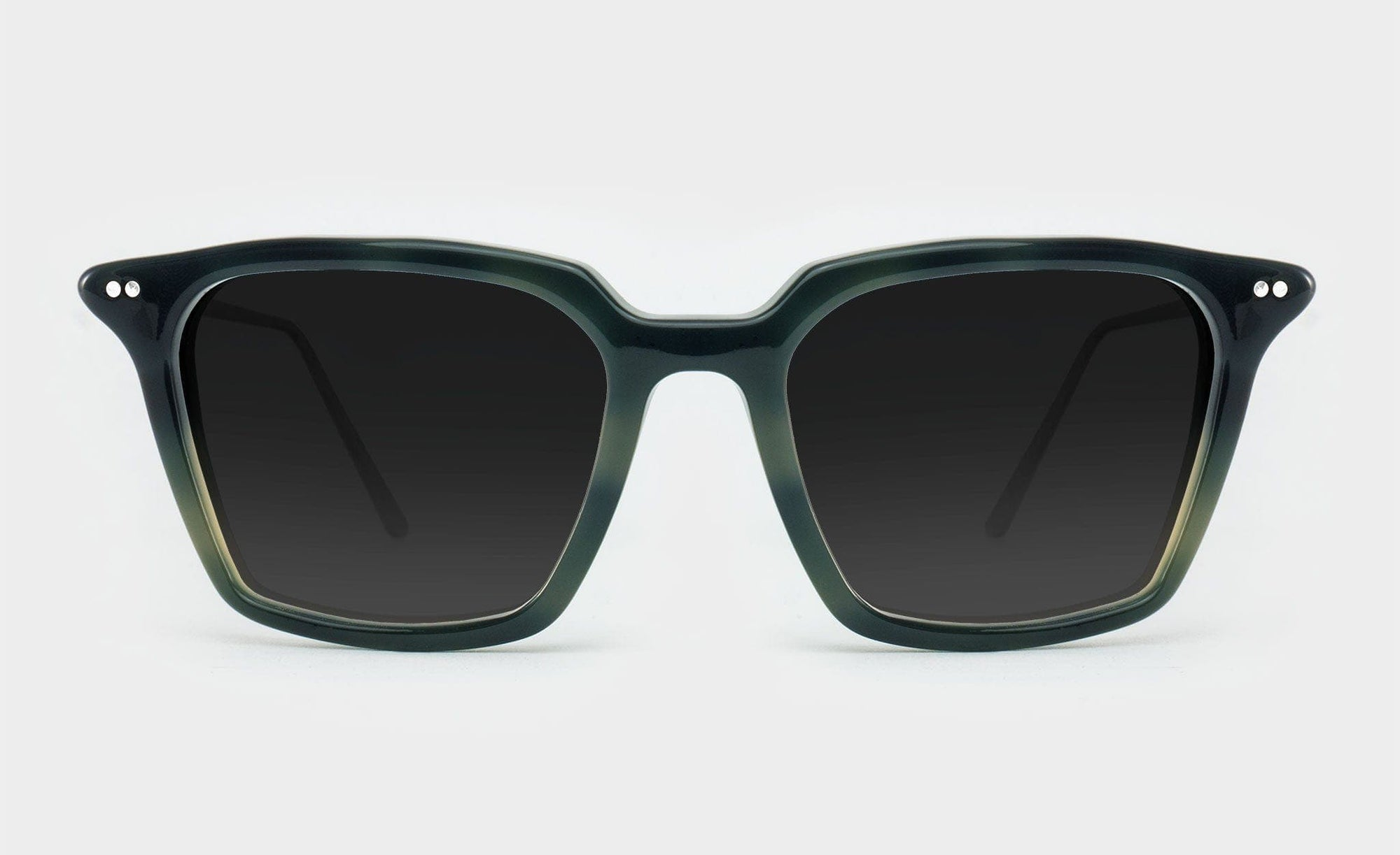 Square Polarised sunglasses Frame