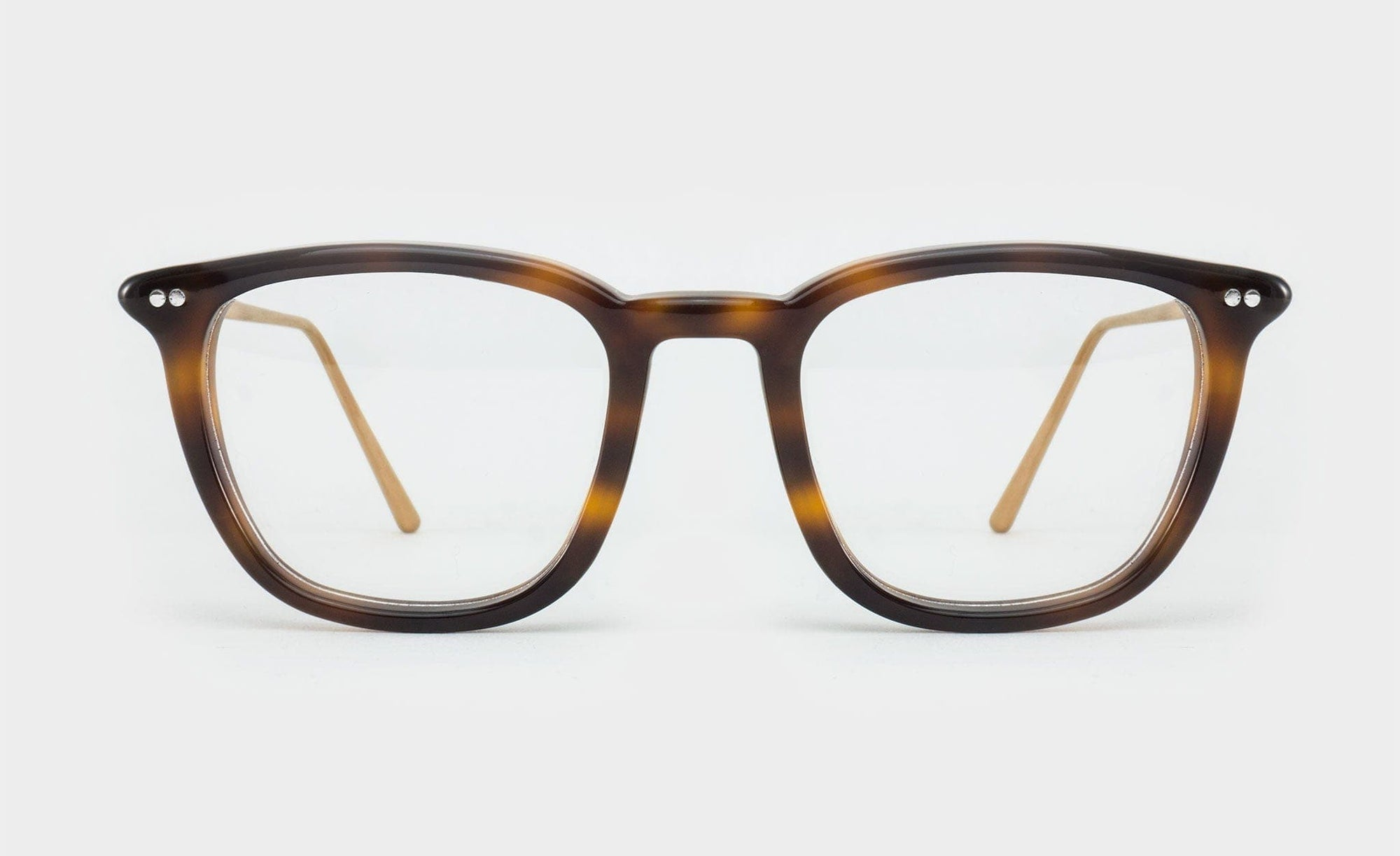 square tortoise shell glasses