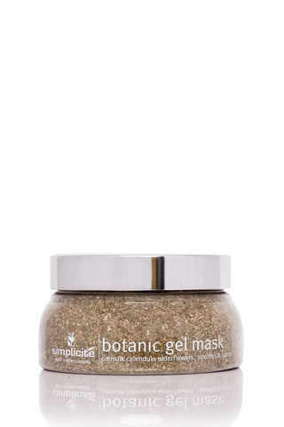 Simplicité Botanic Gel Mask For Sensitive Skin