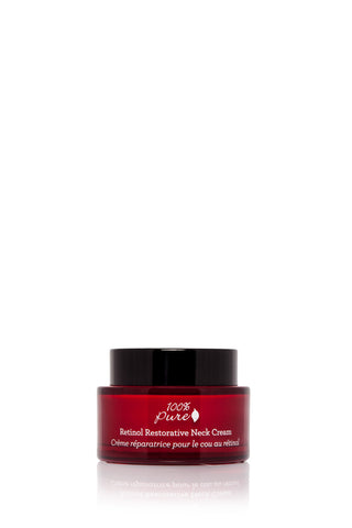 100% Pure Retinol Restorative Neck Cream