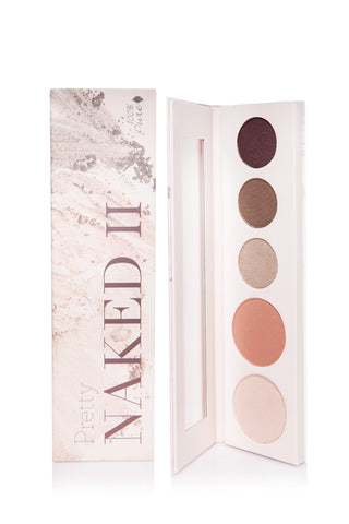 100% Pure Fruit Pigmented Pretty Naked Palette II