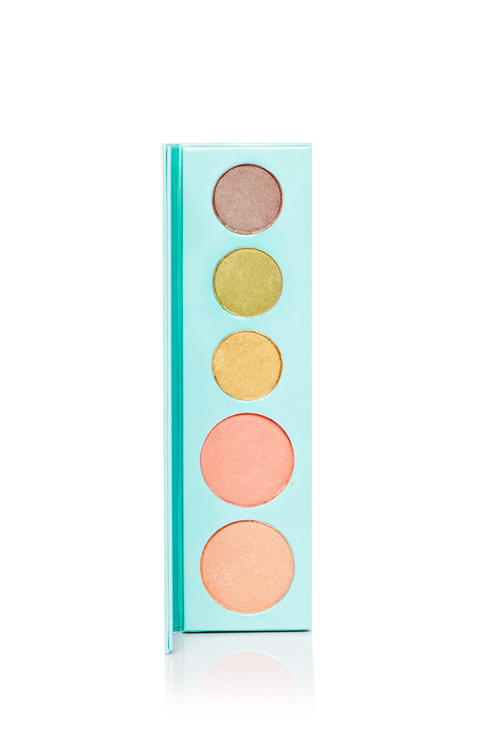100% Pure Fruit Pigment Mermaid Palette