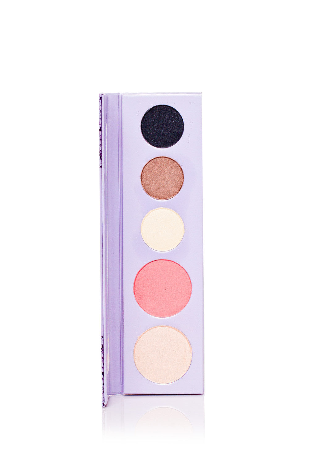 100% Pure Fruit Pigment Punk Princess Palette open